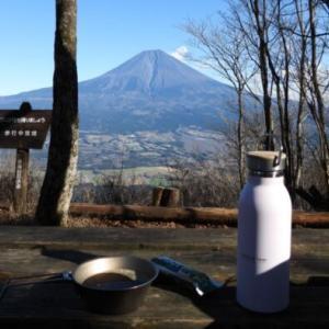 長者ヶ岳から田貫湖一周
