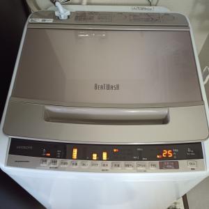 買ってっ良かった洗濯機
