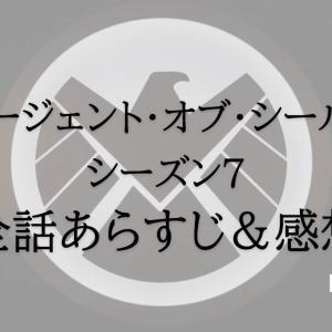 【ネタバレ感想】マーベル『エージェント・オブ・シールド』ファイナル・シーズン7全話あらすじ&感想