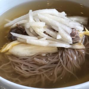 2泊3日ソウルの旅~3日目②冷麺を食べて、COFFEE LIBRE~