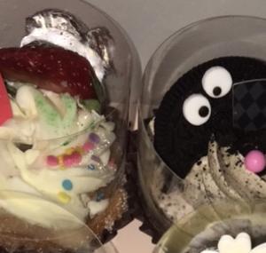 大好きなカップケーキ