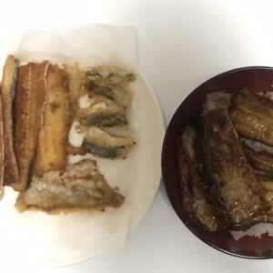 うなぎvsタチウオ蒲焼き対決!?201016釣った魚たちを実食!