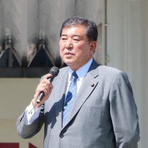 石破茂先生 離党や野党と連携を明確に否定!菅政権を支えると表明。