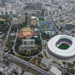 日本政府「助けて!国立競技場(巨大オマル)の使い道がないの!年間24億円の維持費がかかります!」