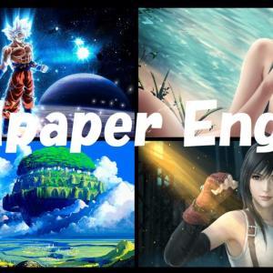 【Wallpaper Engine】動く壁紙の使い方を全力で解説!自作方法やおすすめ作品例も紹介します!