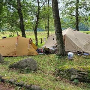 キャンプをやってきた感想【初心者として思うこと】