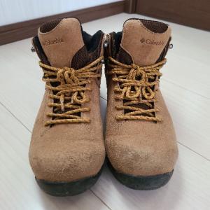コロンビアの靴はキャンプに最適①【メテオミッド オムニテック編】