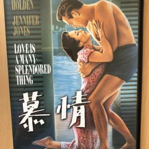 オススメ香港映画 50年代の香港が舞台のラブストーリー『慕情』