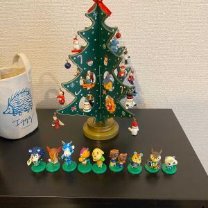 クリスマス準備とリンネル