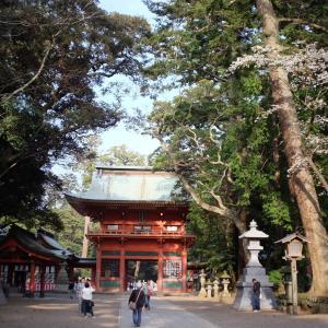 茨城の最強パワースポット 鹿島神宮