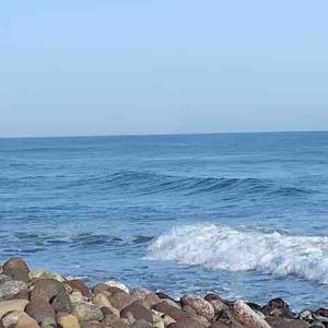 【波高1m】なかなか良い波になりました