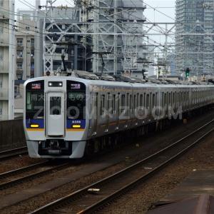 綾ノ町電停・萩ノ茶屋駅・天下茶屋駅にて撮影(2020年9月16日)