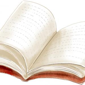 試験の前に読むと、気合が入った本