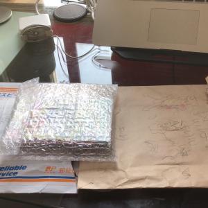 2020.11.30_日本から郵便が無事に届きました