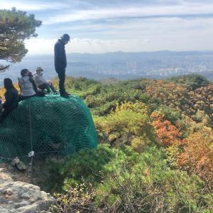 紅葉リベンジ!秋の登山
