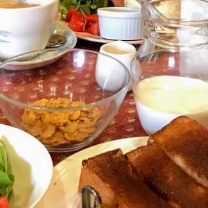【ティーハウス サラ】イギリスに来た気分でモーニング!シナモントーストが美味