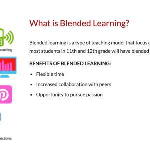 大学に向けて10年生から始まる学校のBlended Learningとは!!✨