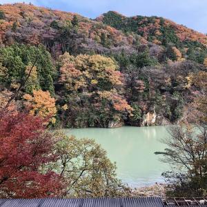 【鬼怒川】雨のキャンプツーリング⑤ 絶景温泉に立ち寄ってリフレッシュできた