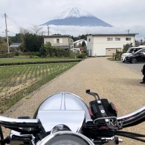 【富士山ツーリング2】陣馬の滝