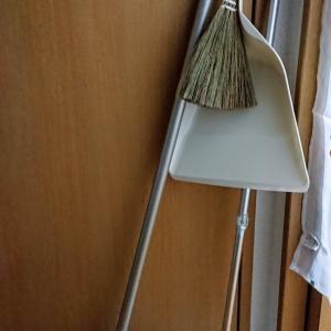 掃除機を使わない床そうじ