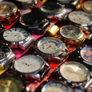 なくてもよかったもの【3】腕時計