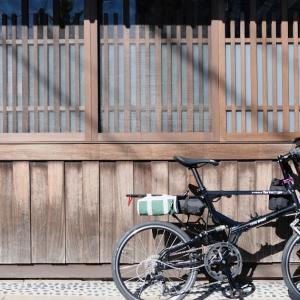 20インチ折りたたみミニベロ2台で行く!新潟・山形・福島の旅◆その2◆新潟村上ポタリング