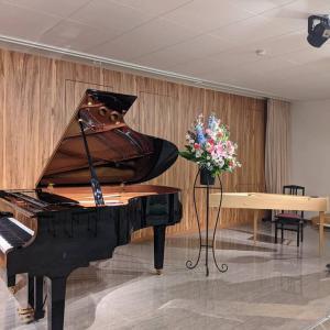 ピアノ発表会しました!その3(本番編)