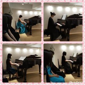 ピアノ発表会しました!(番外編)