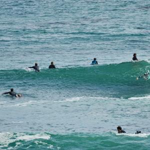【初心者サーフィン講座7】ゲティングアウト(沖に出るため)のテクニック・楽に沖に出るコツ