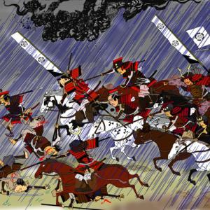 天下布武への道が拓かれた『桶狭間の戦い』は「織田信長」運命の決戦!