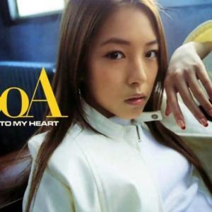 アジアが誇る世界の歌姫『BoA』の私選ランキングトップ10の話。