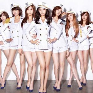 アジアトップクラスの女性グループ『少女時代』の私選ランキングトップ10の話。