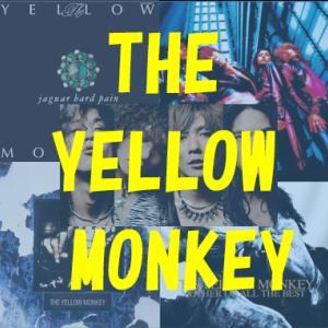 唯一無二の曲と歌『THE YELLOW MONKEY』の私選ランキングトップ25の話。