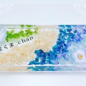 Colorful Lab☆固めるハーバリウム(クリスタルアートリウム)が体験できる♪