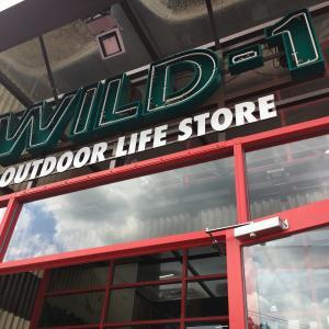 【おでかけ】WILD1多摩ニュータウン店へ行ってきた