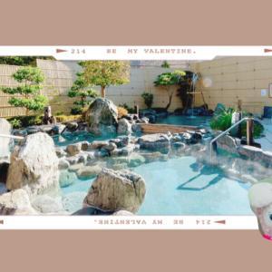 ゆーとろんは洞窟風呂など露天風呂が最高。大人から子供まで楽しめる工夫がいっぱい。