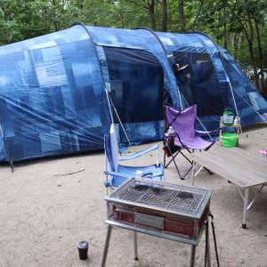 私がキャンプで使用しているグッズをまとめてみた