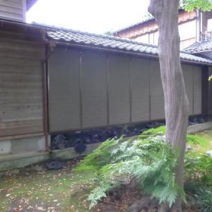 お寺の改修