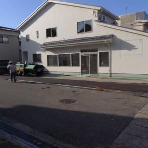 駐車場舗装工事
