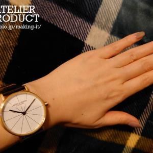 LARSEN & ERIKSEN 腕時計を買ってみた!