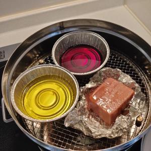 燻製初心者がする今週の燻製!!〜オリーブオイル・醤油を燻していつもの食事が劇的変化〜
