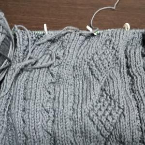 編み散らかし、そして再び製麺