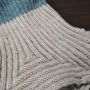 毛糸を買う理由、防寒対策