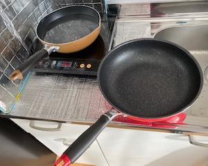 鍋がない🍳