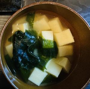 高野豆腐で朝から元気に頑張ろう!