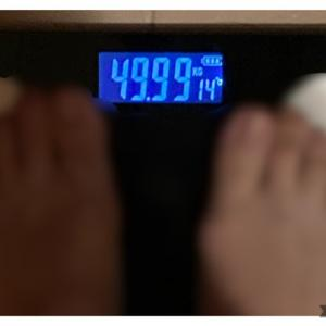 約半年で8キロ減量達成しました