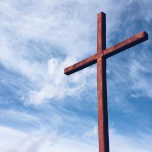 「十字架」を見上げると。(実体験とポエム)