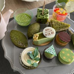 ANAインターコンチの抹茶アフタヌーンティーを自宅で体験!