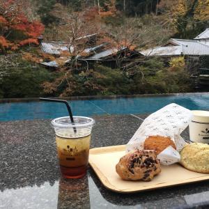 東府やリゾートの足湯が楽しめるベーカリーカフェ!【伊豆】