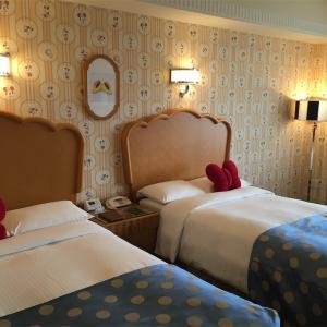 ディズニーアンバサダーホテル ミニーマウスルームに泊まってみた!【2019舞浜】